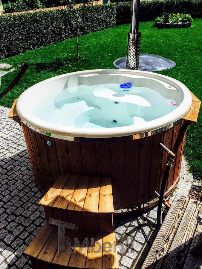 bain à remous en Allemagne