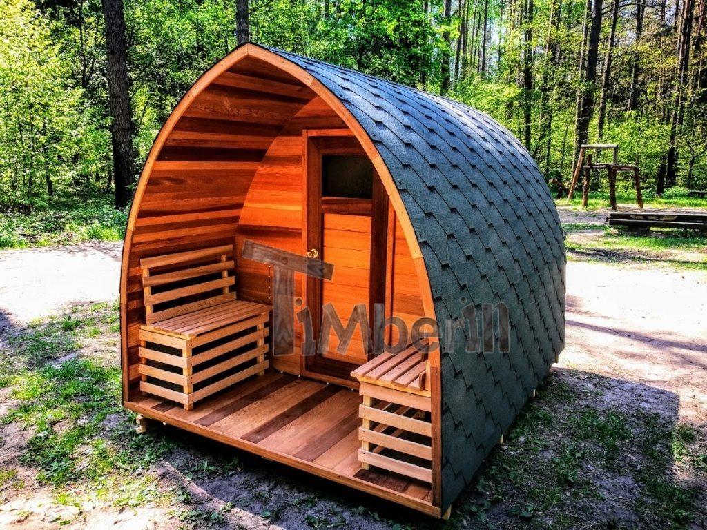 sauna ext rieur en bois sauna jardin sauna tonneau. Black Bedroom Furniture Sets. Home Design Ideas