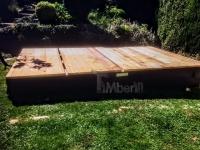 Kit sauna extérieur - le base