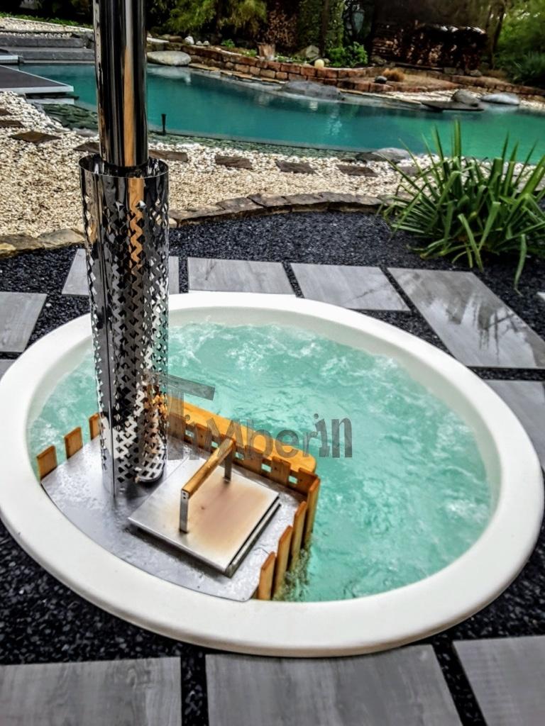 bain nordique de terrasse