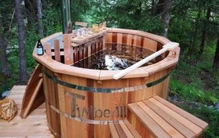 bains nordiques en bois